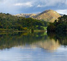 Autumn Dawn - Grasmere, Cumbria, England by Craig Joiner