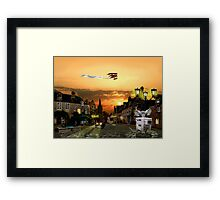 News from the Micepard's world Framed Print