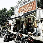 Biker Heaven by Jeanne Sheridan