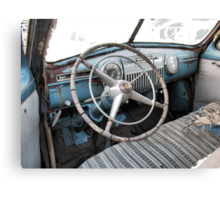1942 Cadillac Series 61 Coup - Sneak Peek Canvas Print