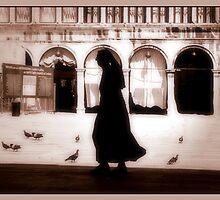 Catholic Nun by alriccio