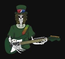 Dead Guitar Player by TheGreenMachine