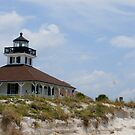 Boca Grande Lighthouse by Sheryl Unwin