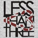 Less Than Three by KRASH (Ashlee Fensand)
