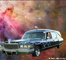 Spaced out Caddy by Tim Bell