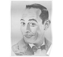 Pee Wee Herman Poster
