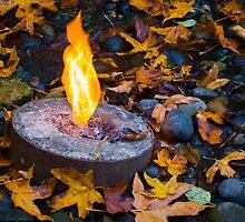Eternal Flame by RavenFalls