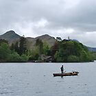 Fishing on the Lake by Cathy Jones