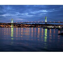 Early Evening-Halifax Photographic Print