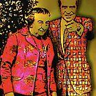 Dick & Golda by David Rozansky