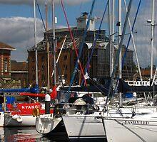 'Easily Led' (2), Ipswich Waterfront by wiggyofipswich
