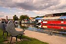 Thorne Canal by Ray Clarke
