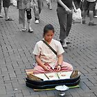 Chiang Mai Street Music by Tim Topping