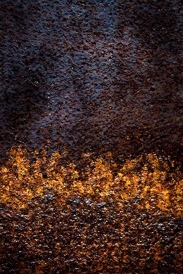 Molten Rust by Christopher Hall