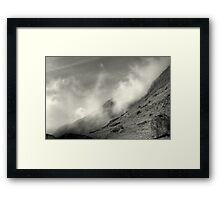 The Seeker.. Framed Print