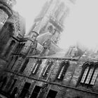 Glasgow University by PianoFingers