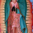 Our Lady of Guadalupe Patroness Saint of Mexico by Jorge Elias