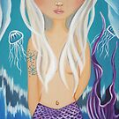 """Arctic Mermaid"" by Jaz Higgins"