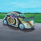 Slug Bug by Gene Ritchhart