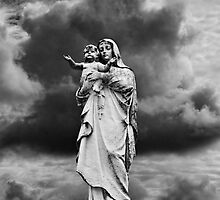Madonna and Child by Colleen Farrell
