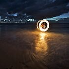 Fire &amp; Water I by Alexander Kesselaar
