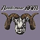 Needs moar RAM by Brooke Ottley