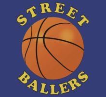 Street Ballers by jean-louis bouzou