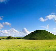 Silbury Hill, Wiltshire, UK by buttonpresser