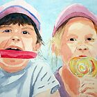 Lollipops by Sharon Williamson