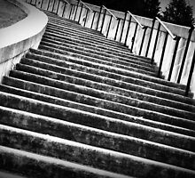 Many Steps - Nashville, TN by Tara Wagner