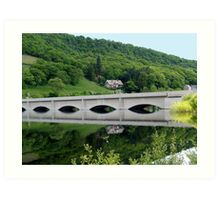 Lady Bower in the Late Spring Art Print