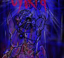 Cybrid by Michael Hall
