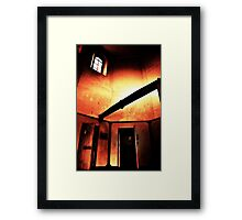The Gallows Framed Print
