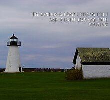 A Light Unto My Path... by Tricia Stucenski