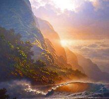 Hawaiian Majisty by Leslie Merrell