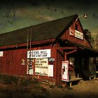 Foster&#x27;s Mill Store by Patricia Montgomery