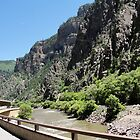 Glenwood Canyon by Nikki Lesley