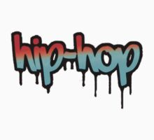 HIP HOP: GRAF LOGO 1 by SOL  SKETCHES™
