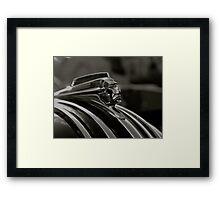 The Chief... Pontiac Framed Print