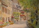 Belcastel-France by Beatrice Cloake