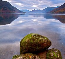Ullswater - Early Morning by Dave Lawrance