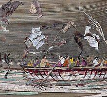 Crowded Boat by BasantSoni
