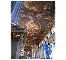 Painted Hall Poster