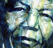 Nelson Mandela by LoveringArts