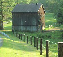 The Horse Barn by teresa731