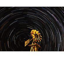 Windmill vortex Photographic Print