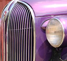 Purple Plymouth by tkrosevear