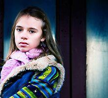 teenager by Sharonroseart