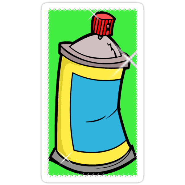 SOL SPRAY_CAN by SOL  SKETCHES™