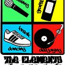 THE 4 ELEMENTS OF HIP-HOP by S DOT SLAUGHTER